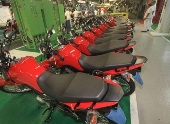 Honda suspende temporariamente a produção de motos em Manaus