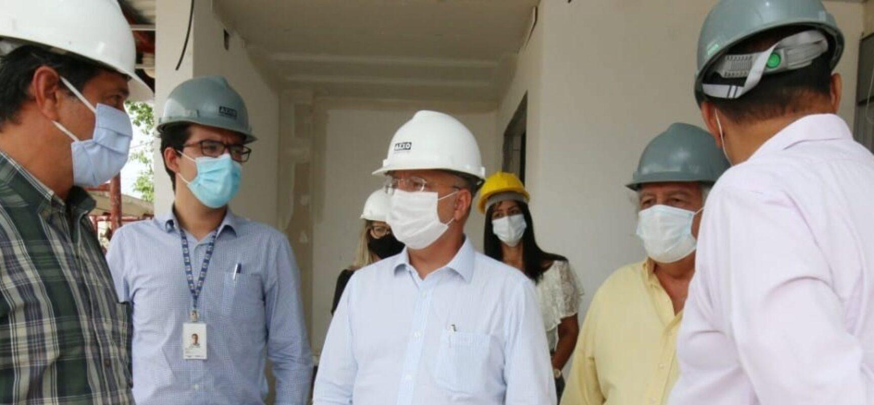Hospital Materno-Infantil em Ilhéus será inaugurado em abril