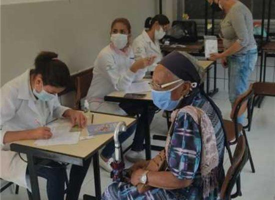 Ilhéus: 2,3 mil pessoas com mais de 80 anos foram imunizadas contra a Covid-19