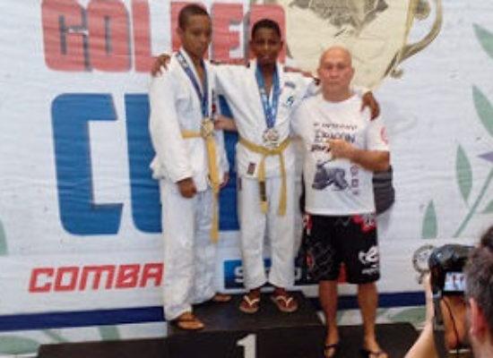 ILHÉUS: Rameses Cáridas, 11 anos como atleta, uma história de vitórias no Jiu-jítsu brasileiro