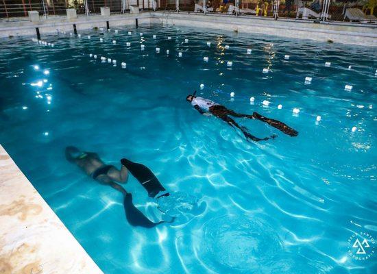 Itabuna sediará neste sábado o 8º Campeonato Nacional de Mergulho Livre em Apneia