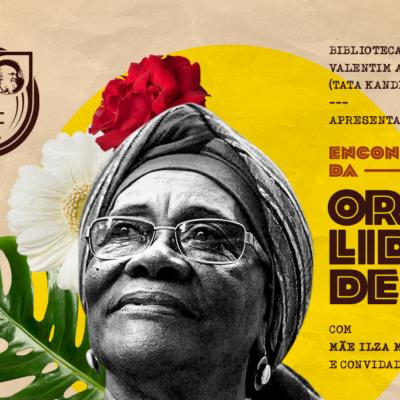 ONG Gongombira promove Encontros da Oralidade virtuais com Mãe Ilza Mukalê e convidados