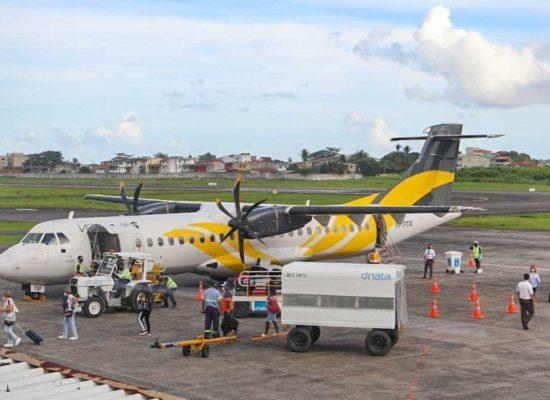 Prefeito Mário Alexandre destaca que ampliação do aeroporto reflete desenvolvimento de Ilhéus