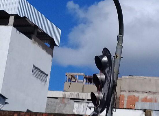 Prefeitura de Itabuna inicia recuperação de conjuntos semafóricos