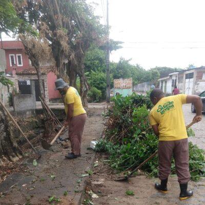 Prefeitura inicia mutirão de limpeza nos bairros de Ilhéus