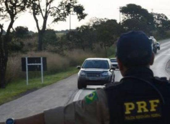 PRF contabiliza 903 acidentes e 67 mortes em rodovias no Ano-Novo