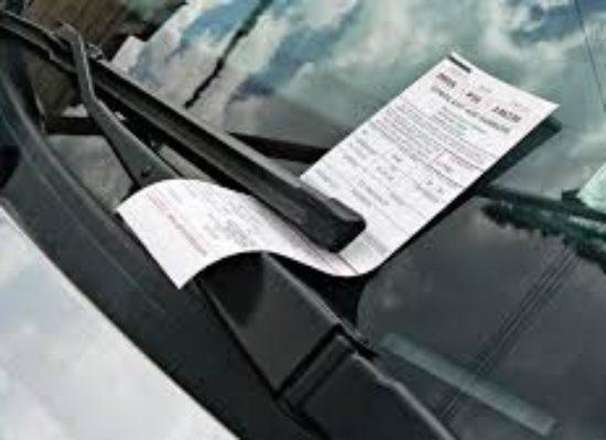 Proposta prevê o parcelamento das multas de trânsito em até 12 vezes