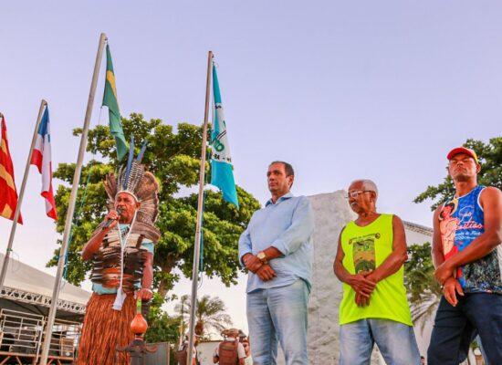 Puxada do Mastro será simbólica em homenagem à São Sebastião por conta da pandemia