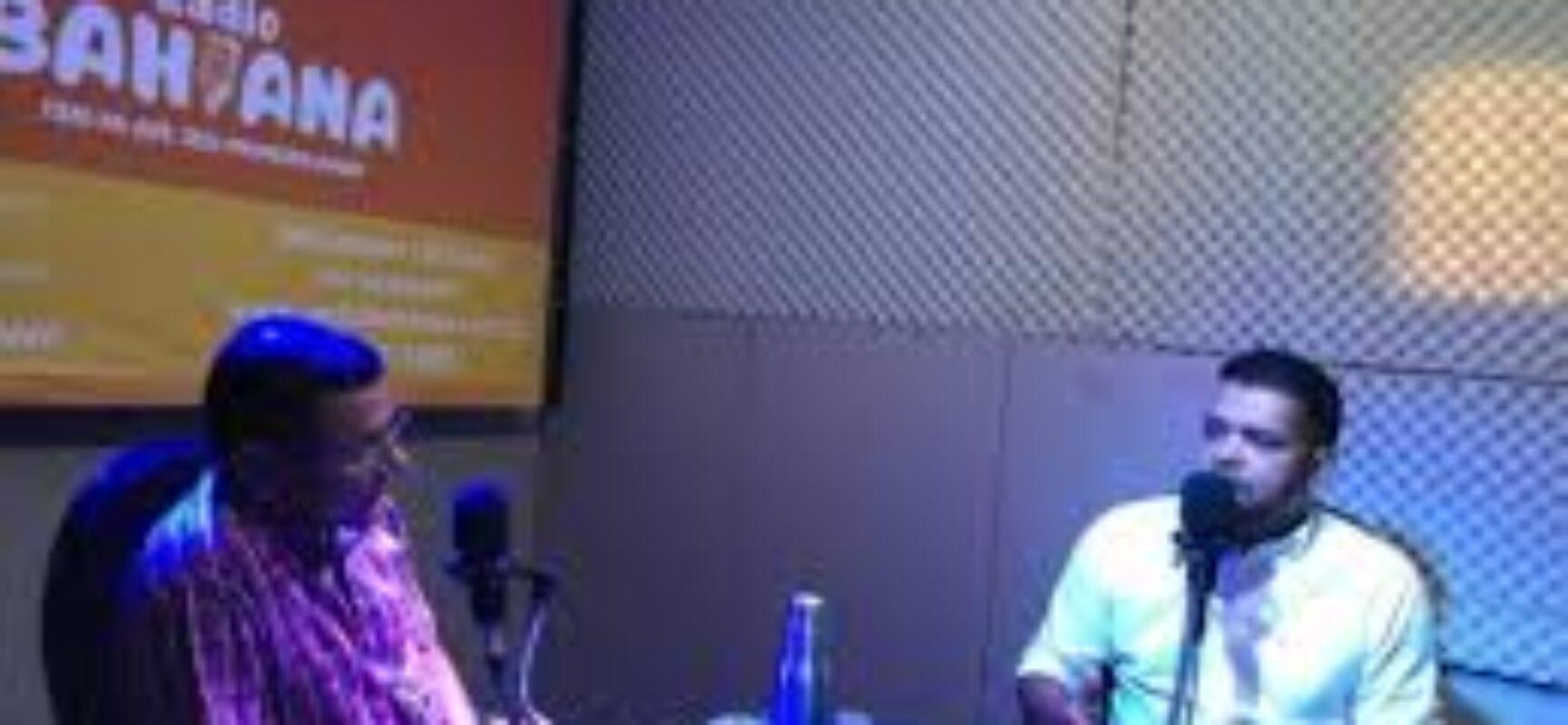 Rádio Bahiana: 'PROGRAMA FALANDO DIREITO' volta dia 08 de fevereiro
