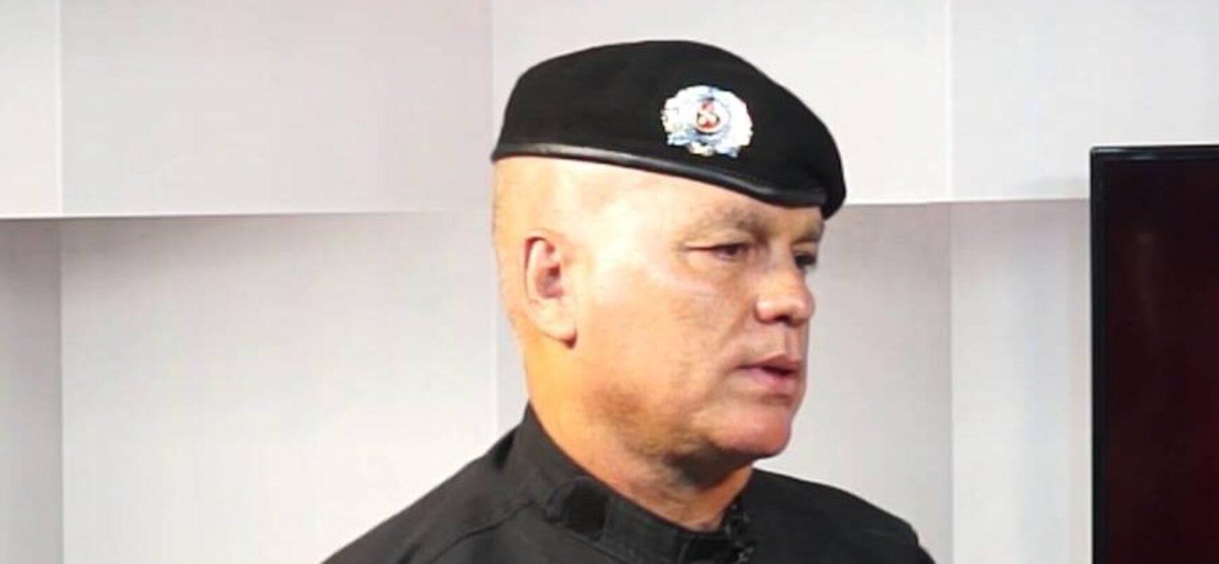 Rui Costa anuncia Paulo Coutinho como novo comandante-geral da Polícia Militar da Bahia