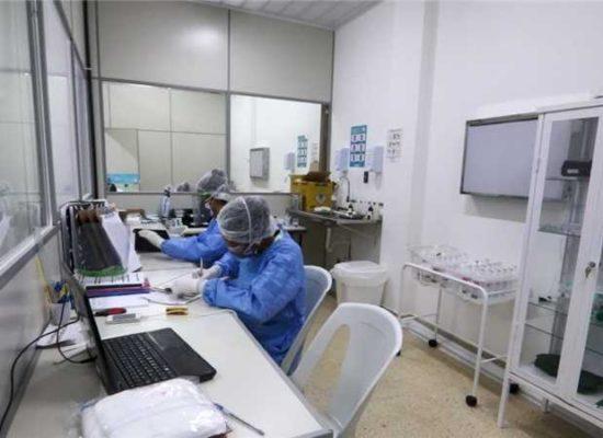 Sesau alerta para alta taxa de ocupação em UTIs e reforça cuidados preventivos contra a Covid-19