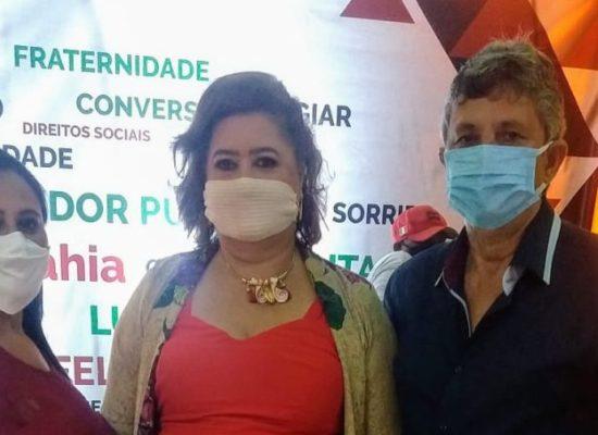 SINDSAÚDE BAHIA: Diretoria toma posse em Salvador
