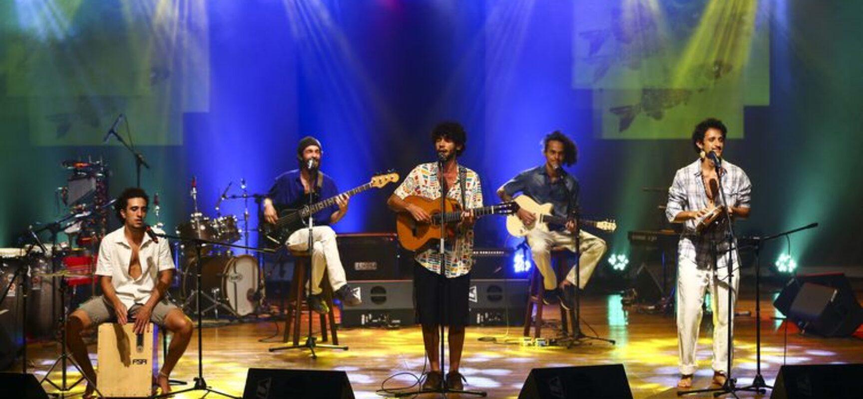 TV Brasil exibe show com finalistas do Festival de Música Nacional FM