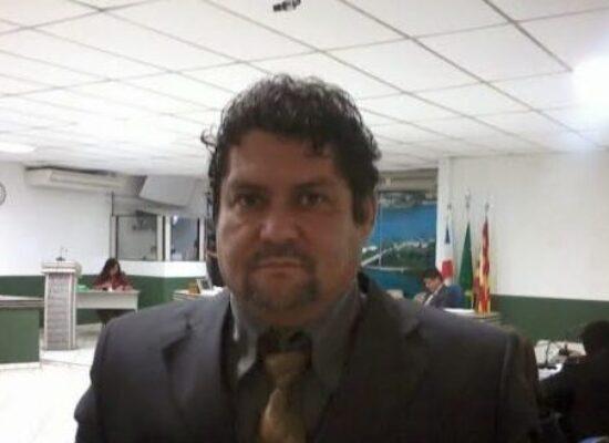 Vereador Edvaldo Gomes reivindica pavimentação asfáltica no Loteamento Santa Clara