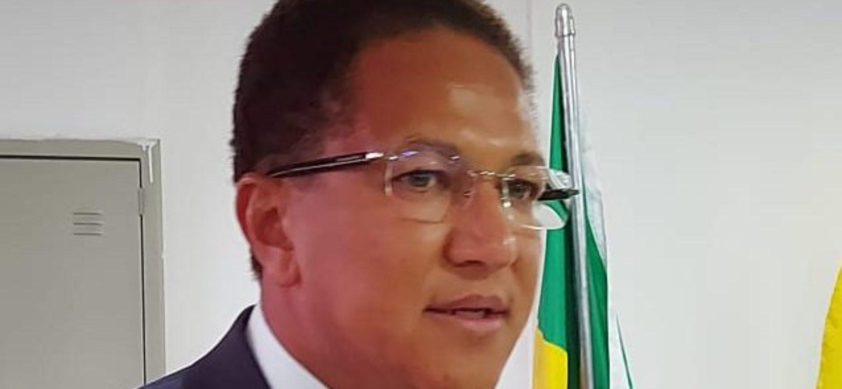 Prefeito Augusto Castro anuncia 20 novos leitos para pacientes Covid-19 no Hospital de Base