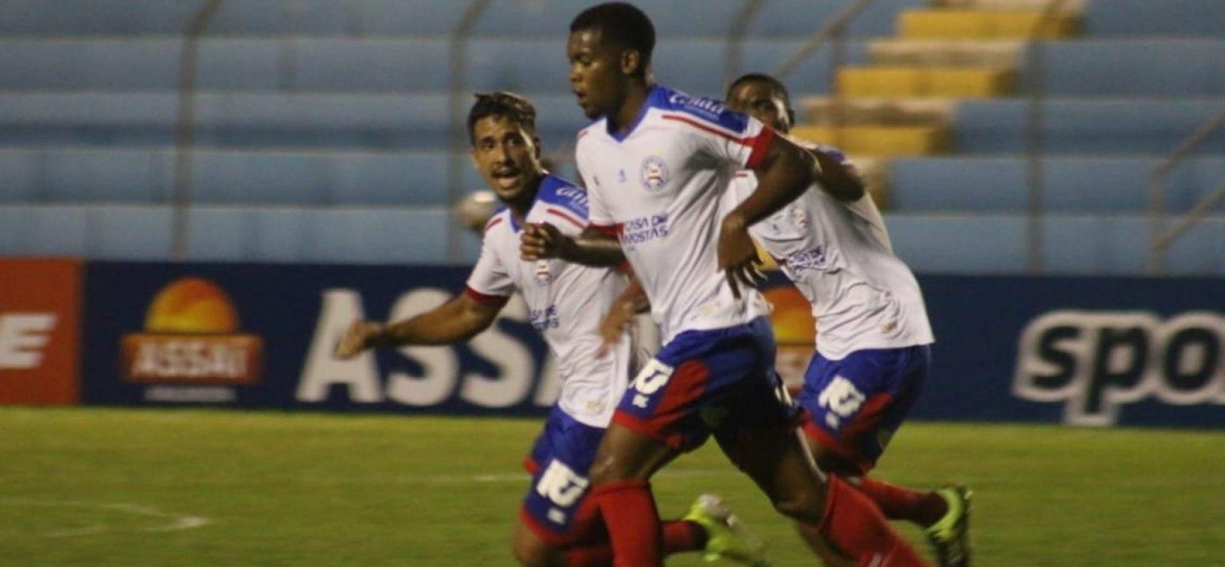 Bahia vence o Salgueiro por 3 a 2 no Nordestão