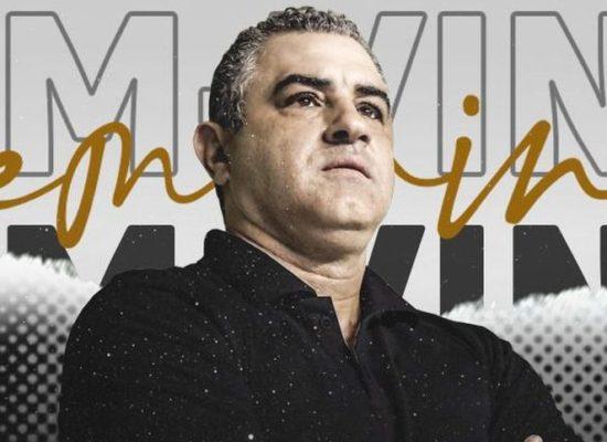 Botafogo anuncia acerto com o técnico Marcelo Chamusca