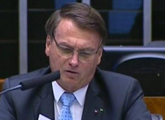 Bolsonaro fará pronunciamento em rádio e TV nesta terça-feira