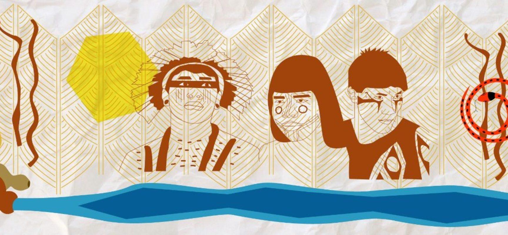 Contos Indígenas ganham versão em cordel e apresentação virtual