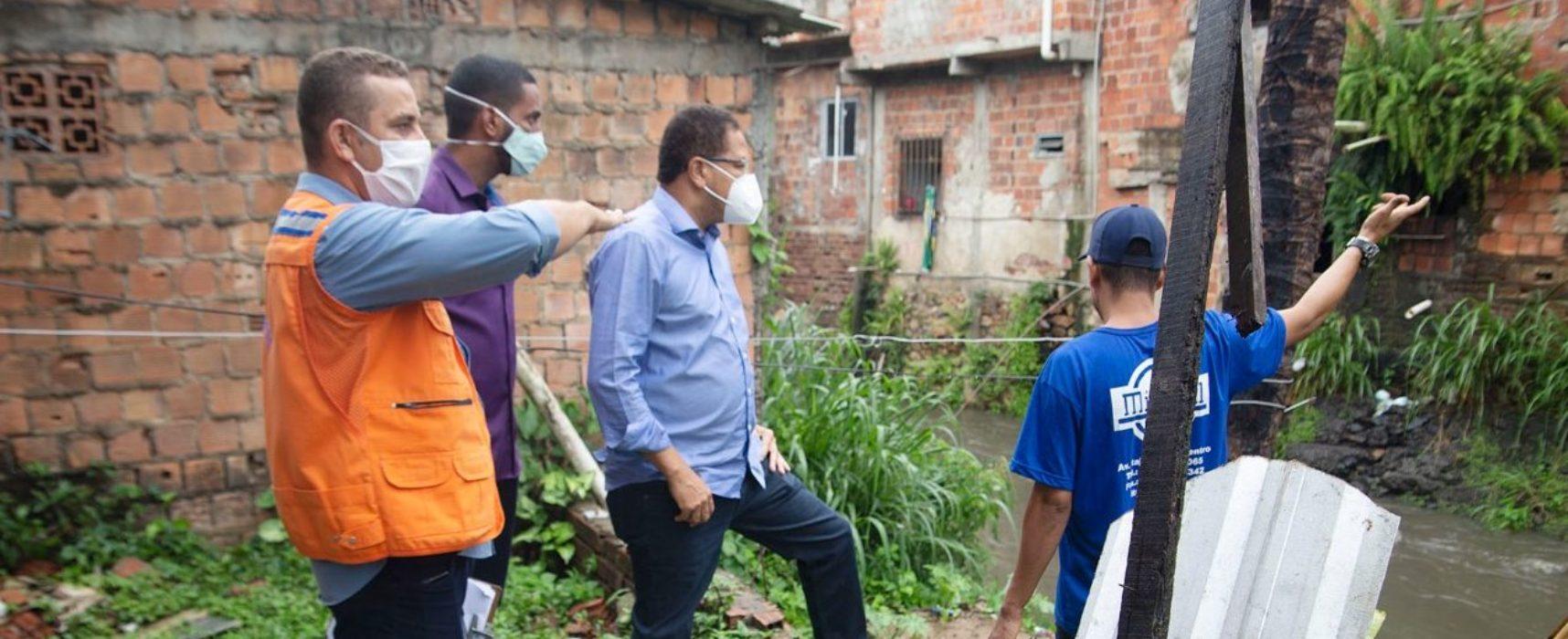 Defesa Civil cria Plano de Prevenção e de Trabalho contra desastres naturais