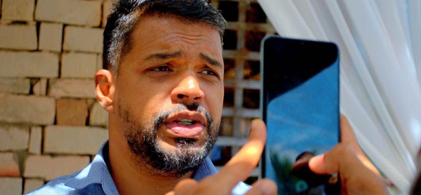 """""""Em casa e sem comida não dá"""", diz Jerbson ao defender Auxílio Emergencial Municipal para Ilhéus"""