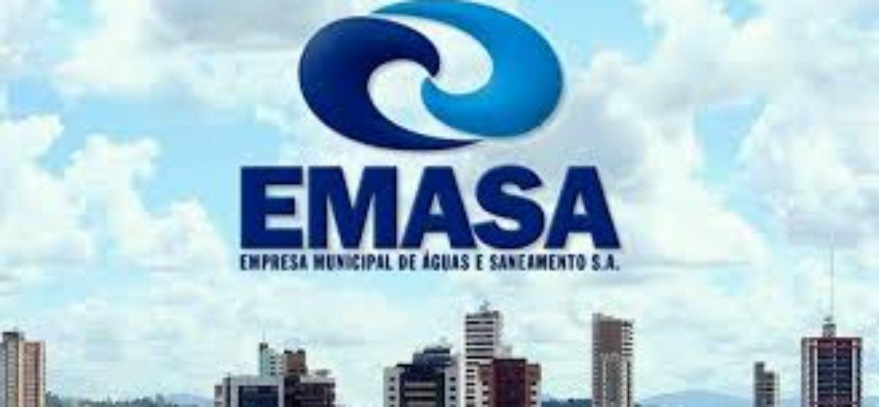 Emasa atua em várias frentes para resolver problemas nas redes de água e esgoto