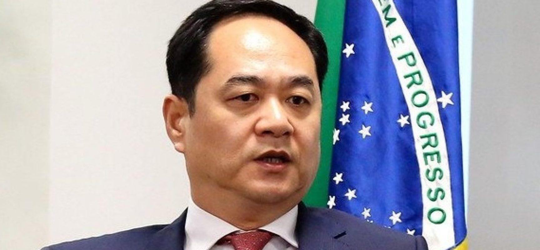 Governo chinês ignora Bolsonaro sobre troca de embaixador do país no Brasil