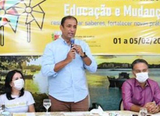 Ilhéus: Jornada Pedagógica inicia com diálogo sobre educação para novos tempos