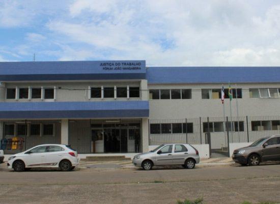 Justiça do Trabalho na Bahia suspende atividades presenciais
