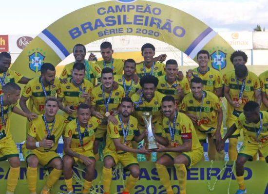 Mirassol bate Floresta outra vez e é campeão brasileiro da Série D