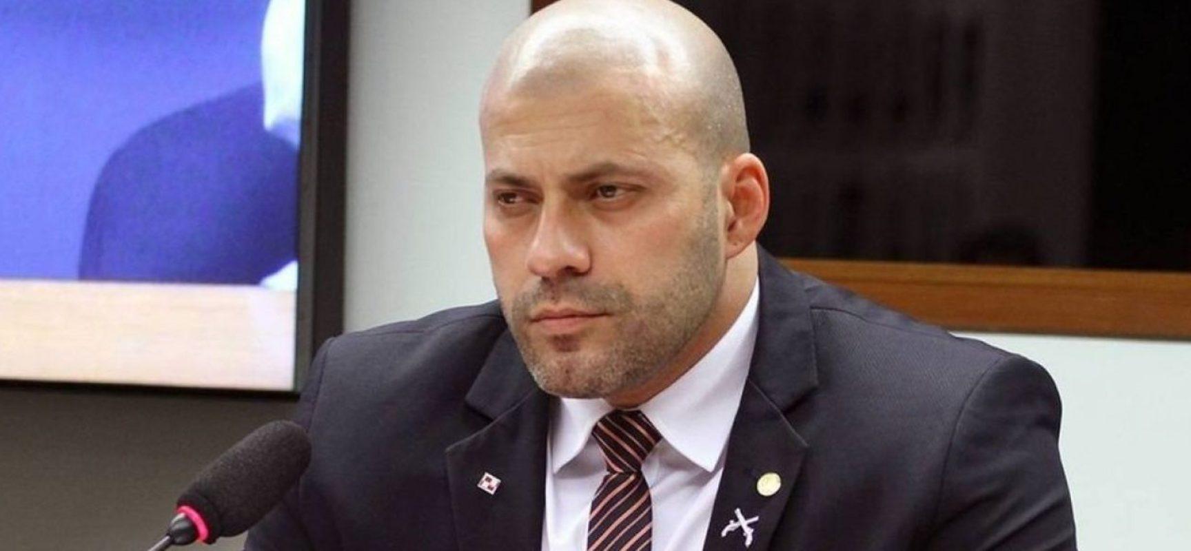 Moraes pede que PGR se manifeste sobre agressões de Daniel Silveira cometidas após a denúncia