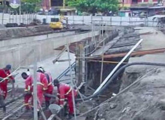 Obras seguem avançadas e Prefeitura conclui melhoria na Central de Abastecimento do Malhado