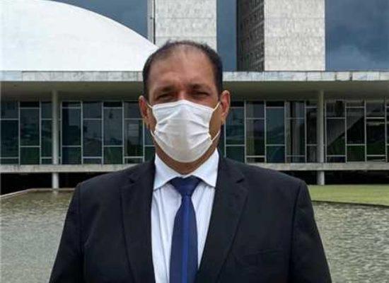 Prefeito Mário Alexandre vai à Brasília em busca de recursos para Ilhéus