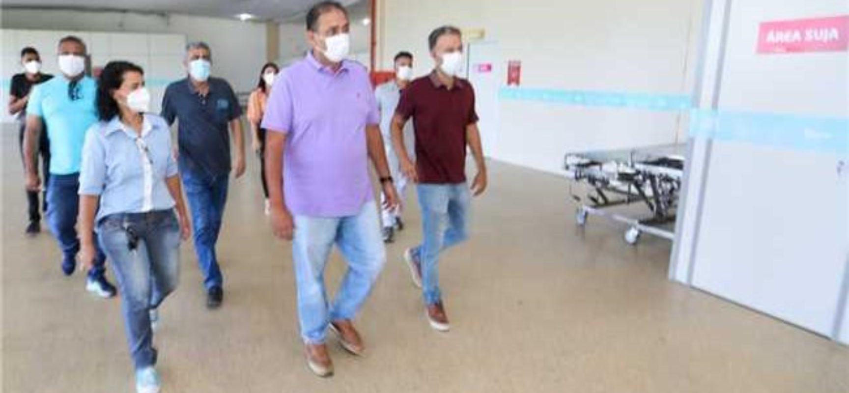 Prefeitura abre mais 20 leitos de UTI para tratamento da Covid-19 em Ilhéus