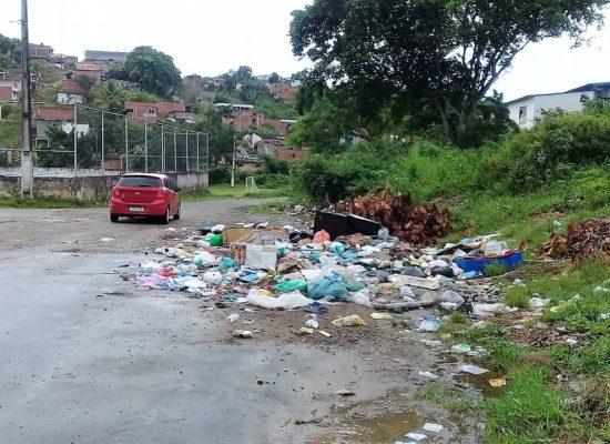 Prefeitura divulga tabela de horário para coleta de lixo em Itabuna