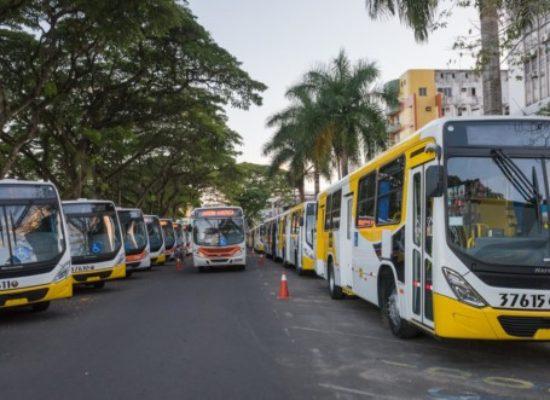 Prefeitura faz melhorias nos corredores do transporte coletivo de Itabuna