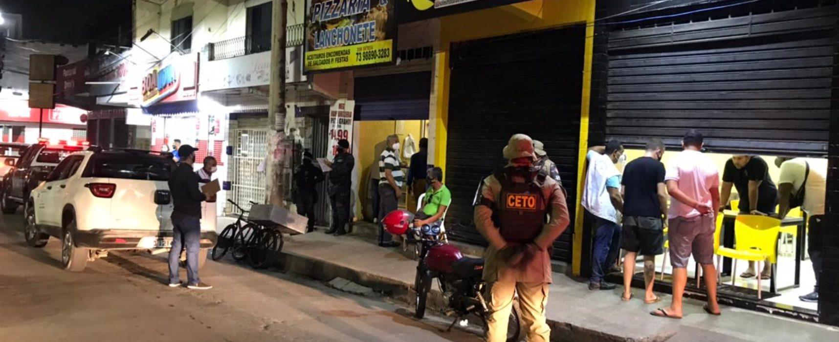 Prefeitura reforça medidas de restrição à circulação de pessoas e trânsito noturno