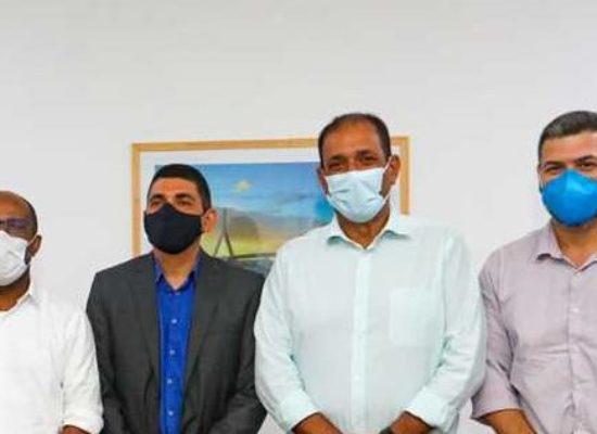 Reunião com Sindpoc discute investimentos na área de segurança pública em Ilhéus