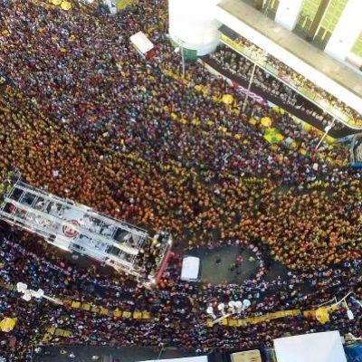 Salvador: Com a suspensão do Carnaval, cerca de 1,7 bi deixarão de circular