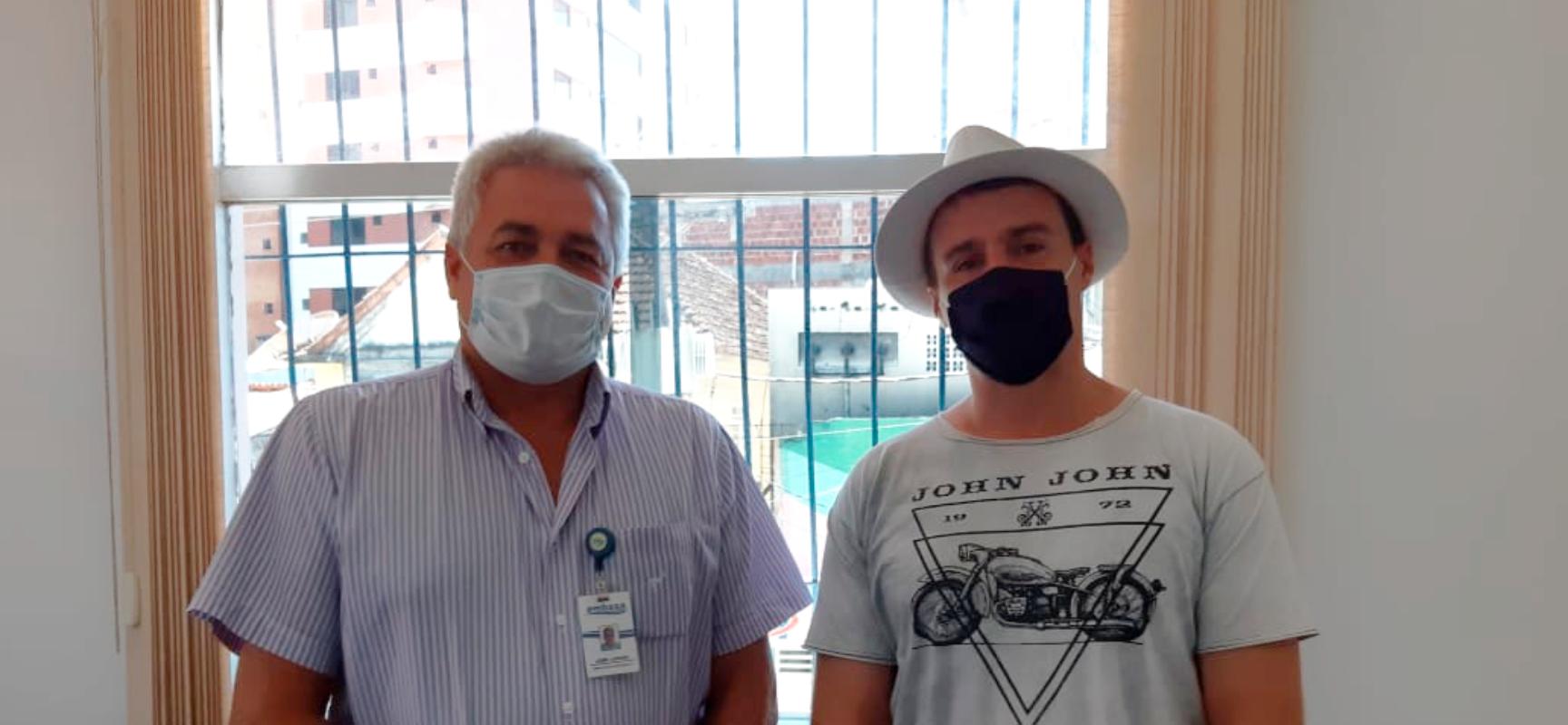 Vereador Vinícius Alcântara solicita informações à Embasa sobre Estações Elevatórias de Esgoto do Pontal
