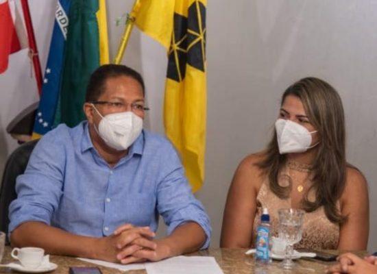 """Andrea Castro ressalta a tramitação, na Câmara de Vereadores, do projeto do """"Auxílio Emergencial Itabuna"""""""