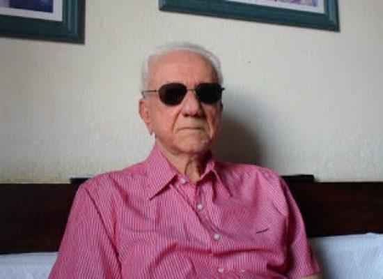 ANTÔNIO OLÍMPIO, ex-prefeito de Ilhéus completará 90 anos de idade.