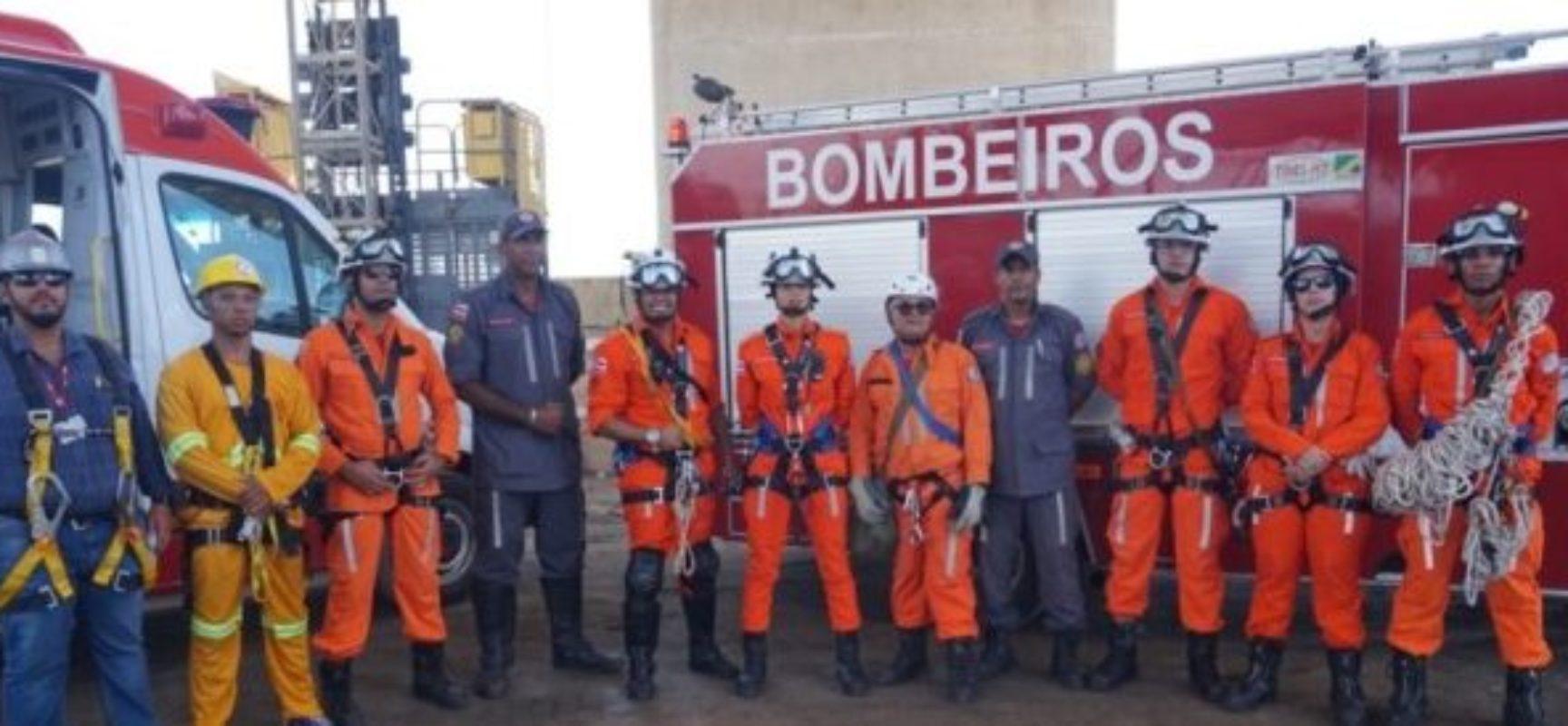 Bahia inicia vacinação contra Covid-19 de policiais e bombeiros nesta quinta