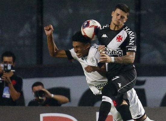 Botafogo e Vasco empatam em clássico em São Januário