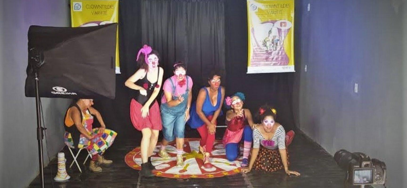 Clowntildes Varieté faz nova  transmissão neste domingo