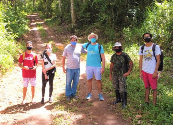 Comissão de Meio Ambiente da Câmara visita Parque Municipal da Boa Esperança