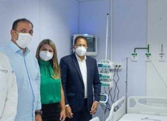 Covid-19: Região sul da Bahia recebe novos leitos de UTI para tratamento da doença