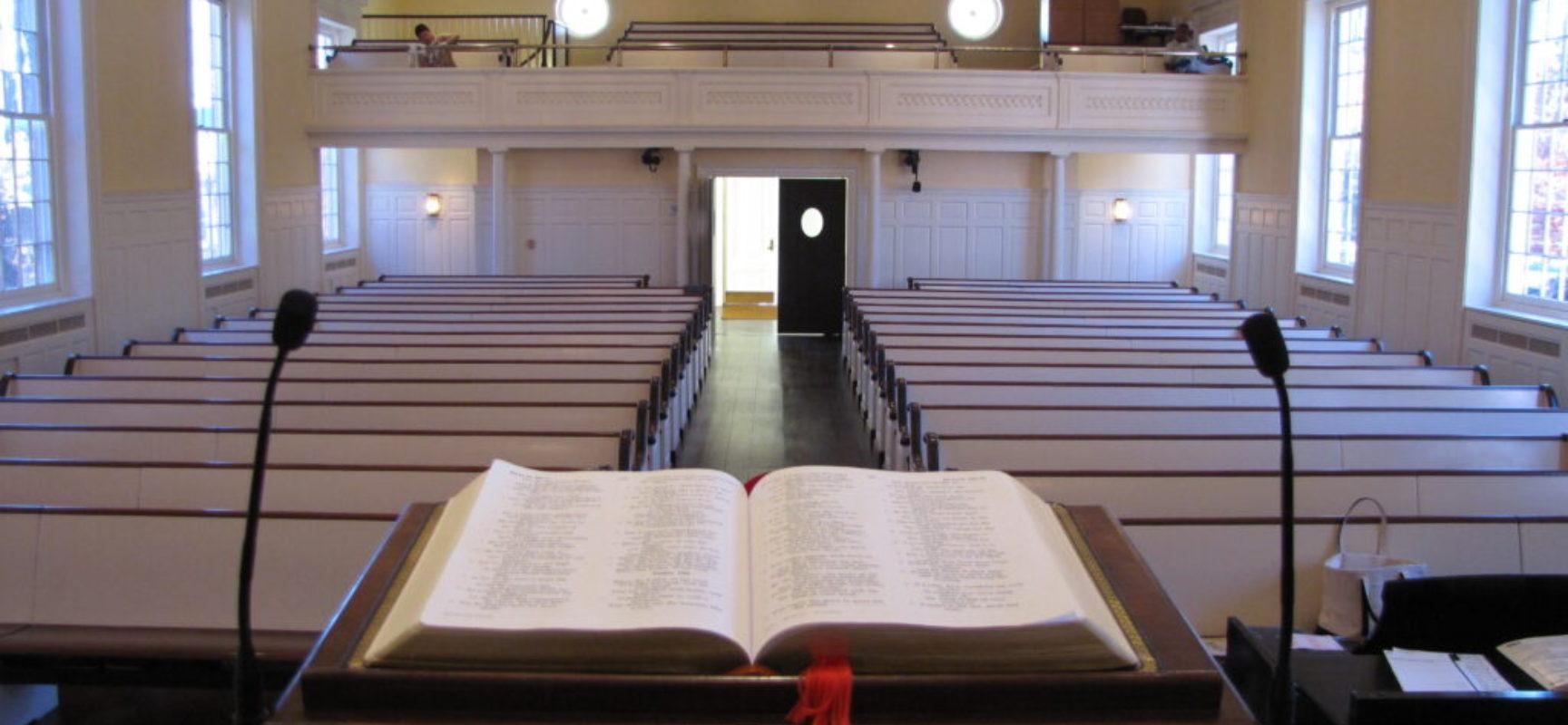 Decreto estadual libera cultos religiosos com 30% da capacidade de lotação dos templos na Bahia