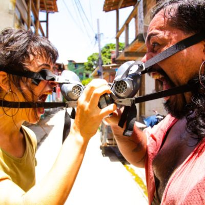 Exposição destaca beleza e criatividade das obras do Online Festival de Dança Itacaré