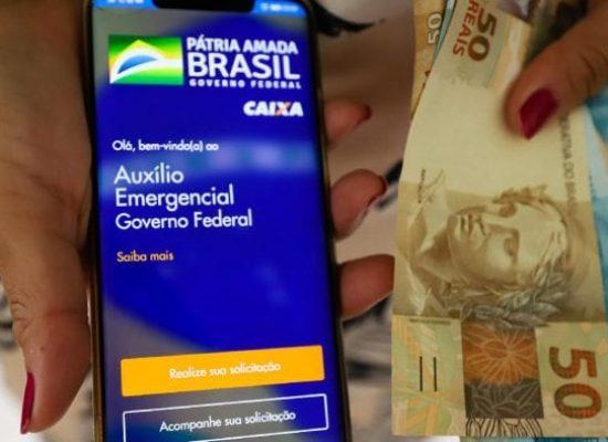 Governo define valores do auxílio emergencial e deve pagar até R$ 375